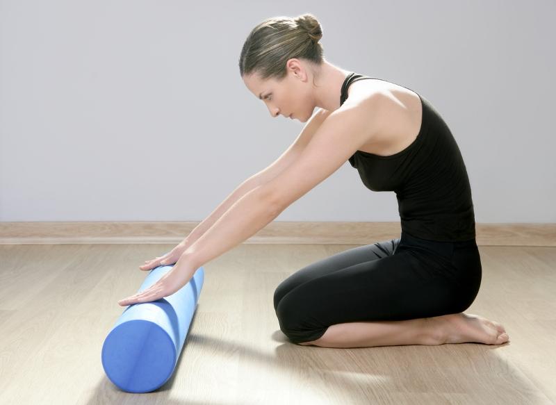 Will Foam Rolling Help Build Muscle