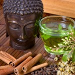 Herbs for buddha