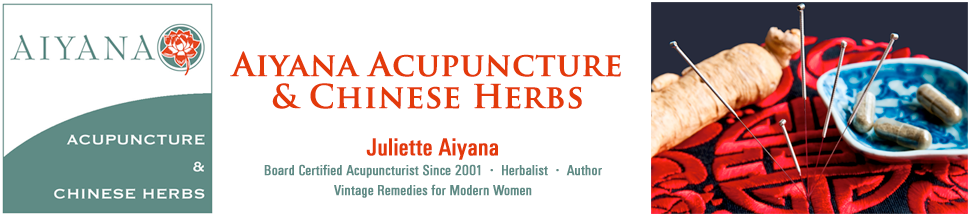 Aiyana Acupuncture & Chinese Herbs